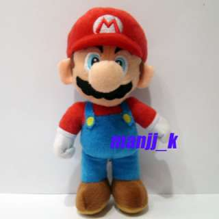 NEW Nintendo Super Mario Plush Doll
