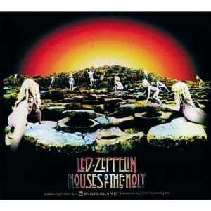 Led Zeppelin   Houses Of The Holy   Decal Automotive