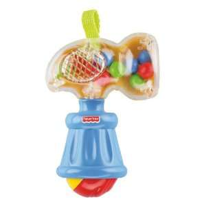 Fisher Price Brilliant Basics Hammering Rattle Baby