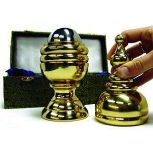 Mega Ball & Vase   Close Up / Parlor Magic Trick Toys