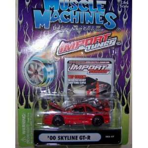 Muscle Machines 1/64 Scale Diecast Import Tuner 2000