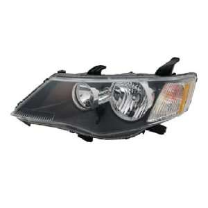 OE Replacement Mitsubishi Outlander Driver Side Headlight