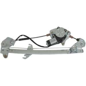Mazda 929 Sedan Front Power Window Regulator with Motor