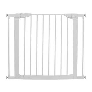 North States Supergate Auto Close Metal Gate Baby