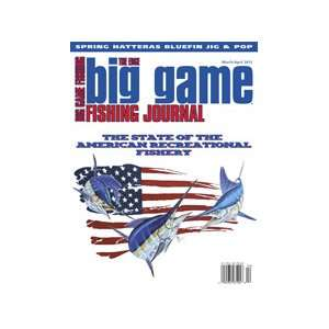 The Edge Big Game Fishing Journal Magazine March / Aprik 2012