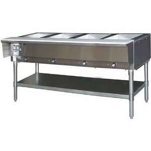 Eagle SDHT4 120 4 Well Electric Hot Food Table