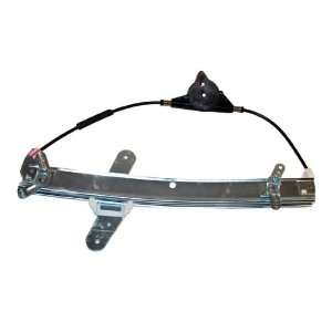 98 11 Lincoln Town Car Front Power Window Regulator without Motor Left
