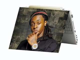 Lil Wayne Rapper Laptop Netbook Skin Decal Cover Stickr