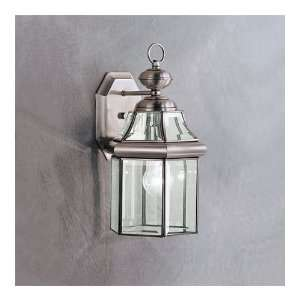 Kichler Lighting 9784AP Embassy Row 1 Light Outdoor Wall Lighting in