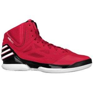 adidas adiZero Rose 2.5   Mens   Basketball   Shoes   Scarlet/Black