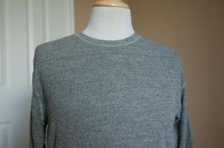 NWT RRL Ralph Lauren Thermal Henley Shirt L Large