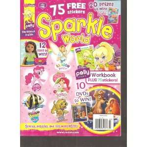 Sparkle World Magazine (March 2012) Various Books