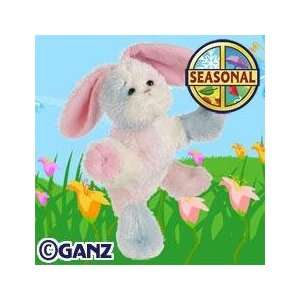 Webkinz Plush Stuffed Animal Cotton Candy Bunny (Great for