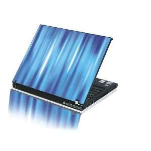 15.4 Laptop Notebook Skins Sticker Cover H668 Blue Skin