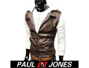 stylish slim fit jackets coats hoody size xs l cl1631