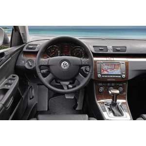 VOLKSWAGEN PASSAT INTERIOR WOOD DASH TRIM KIT SET 2012