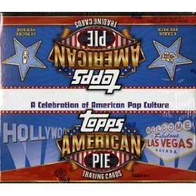 2011 Topps American Pie Trading Cards Hobby Box Sports
