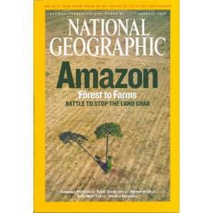 National Geographic Magazine (January 2007) (