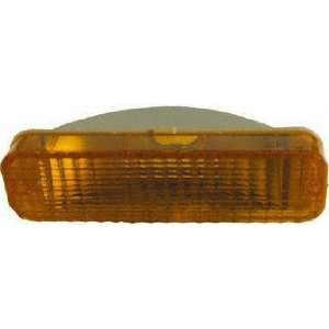 84 88 FORD BRONCO II TURN SIGNAL LAMP RH (PASSENGER SIDE) SUV, Below