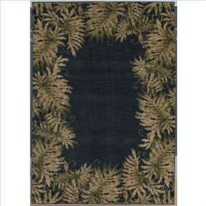 Tommy Bahama Jungle Tumble Area Rug, 5 1/2 Feet by 7 1/2