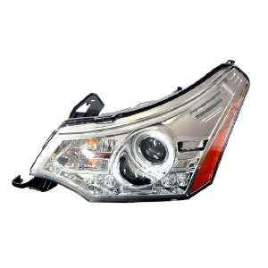 2008 2010 Ford Focus Led Projector Headlights Chrome Clear