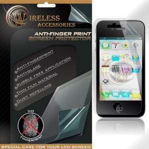 Premium   Apple iPhone 4G Anti Fingerprint Screen