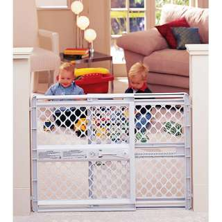 North States  Supergate III Pressure Mounted Baby Gate