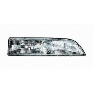 89 93 Ford Thunderbird Headlight (Passenger Side) (1989 89