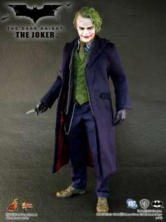 Hottoys Batman Dark Knight Joker Figure