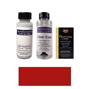 2 Oz. Wildfire Red Paint Bottle Kit for 1992 Suzuki All