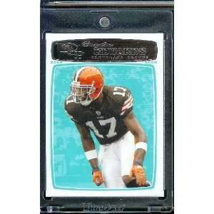 Braylon Edwards   Cleveland Browns   NFL Football Trading Cards