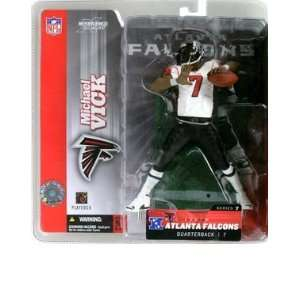 NFL Series 7  Michael Vick Action Figure [Toy] Toys & Games