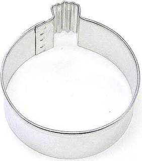 Ornament Round Christmas Cookie Cutter 3