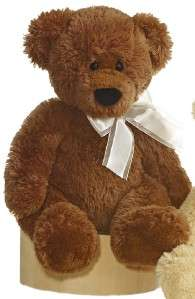 14.5 Aurora Plush Brown Teddy Bear Marston Stuffed Animal Toy NEW