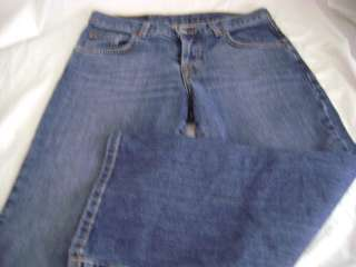 LUCKY BRAND Easy Rider CROPPED JEANS size 4 27