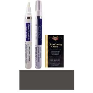 1/2 Oz. Carbon Fiber Gray Metallic Paint Pen Kit for 2007