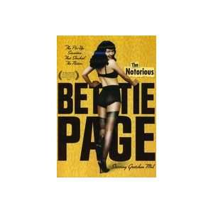 New Warner Studios Notorious Bettie Page Drama