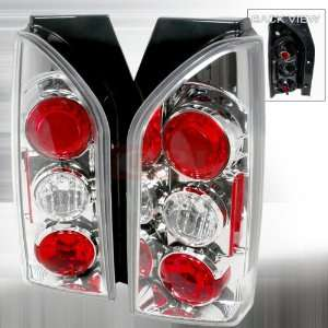 Nissan Nissan Xterra Tail Lights /Lamps  Chrome Performance Conversion