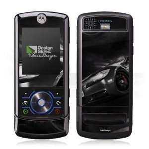 for Motorola ROKR Z6   BMW 3 series tunnel Design Folie Electronics