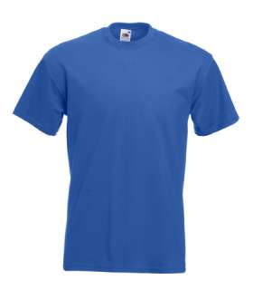 Fruit of the Loom T Shirt Kurzarm farbig 205 g/m²
