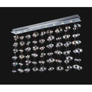 PLC Lighting 96959 PC Polished Chrome Bubble Contemporary / Modern 12