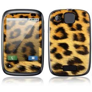 Leopard Print Design Protective Skin Decal Sticker for
