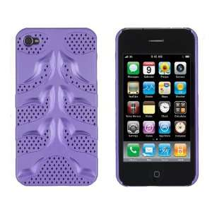 Snap Hard Case for Apple iPhone 4, 4S (AT&T, Verizon, Sprint)   Purple