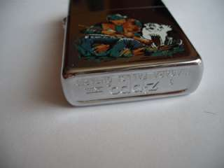 HUNTER DOG GUN OUTDOOR COLLECTION ZIPPO LIGHTER NIAGARA FALLS CANADA