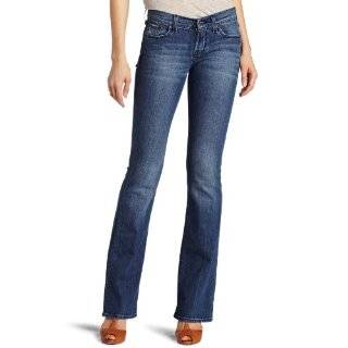 Lucky Brand Womens Studded Charlie Baby Boot Jeans Clothing