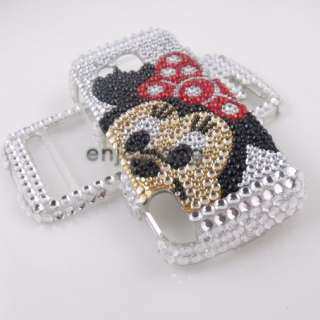 bling crystal hello kitty case for nokia 5800
