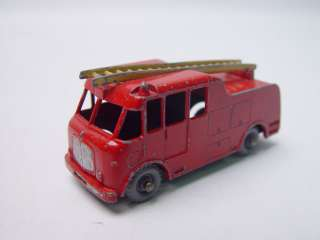 Matchbox Merryweather Marquis Series II Fire Engine 9