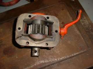 WD WD45 ALLIS CHALMERS TRACTOR PTO GEAR BOX UNIT AC WD WD45