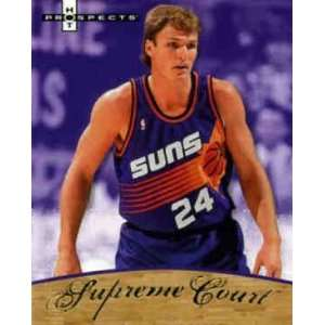 Fleer Hot Prospects Supreme Court #5 Tom Chambers