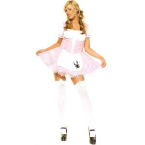 Lil Miss Muffet Plus Adult Costume, 19940